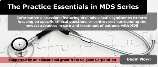 The Practice Essentials in MDS Series