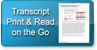 Transcript - Download to Print or Read